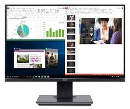 """Acer BW257 bmiprx 25"""" Full HD (1920 x 1200) IPS Monitor (Display, HDMI &... - $238.57"""