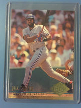 1994 Fleer Ultra JOE CARTER Baseball Card #136 - $1.49