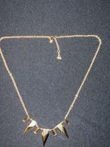 "rebecca minkoff 23""chain W/3-blade Charms - $17.82"