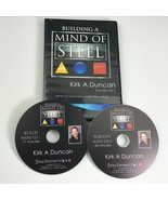 Kirk A Duncan Building a Mind of Steel: The Key to Managing Your Little ... - $18.98