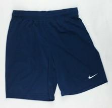 """Nike Park II Training 9"""" Short Soccer Futbol Men's Medium Navy Blue 8980... - $24.74"""