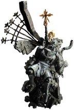 Fullmetal Alchemist Sculpture Arts Edward & Alphonse Figure - $490.83