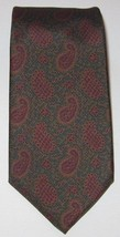 Silk Tie Guy Laroche All 100% Paris Monsieur French France - $14.50