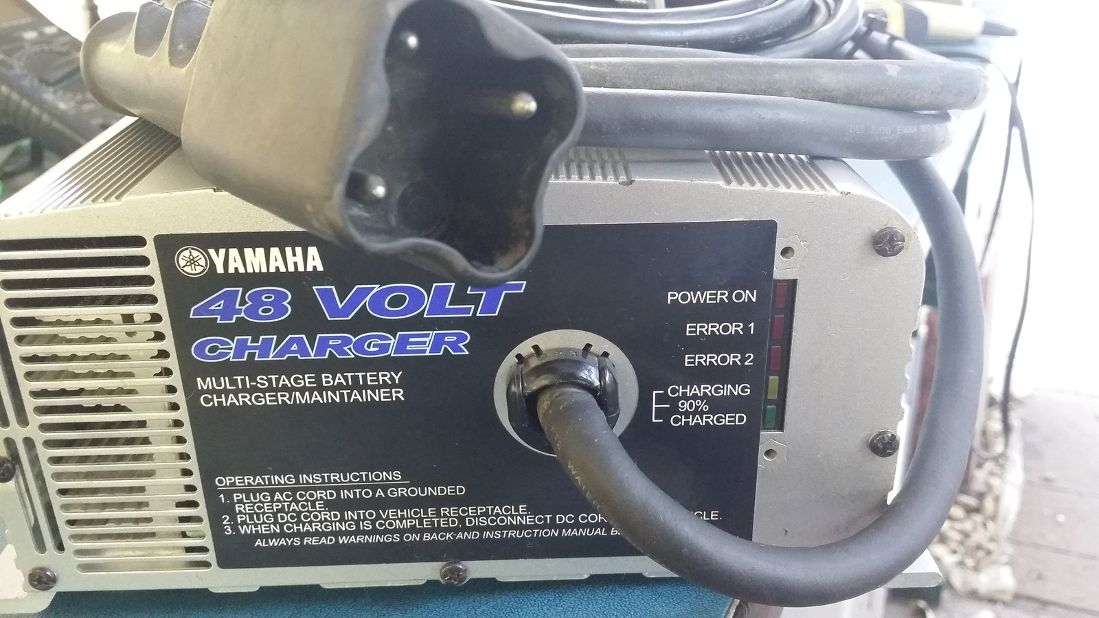 ez go golf cart battery charger wiring diagram yamaha 48v battery charger wiring diagram