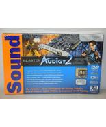 Creative Sound Blaster Audigy2 ZS PCI PC Audio THX 7.1 Surround Sound Ca... - $284.99