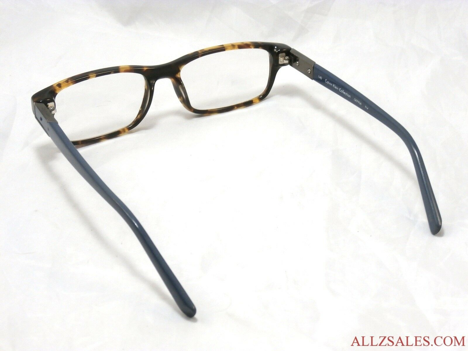 Clavin Klein Collection CK 7936 Men's Prescription Eyeglasses Frame. Havana #818