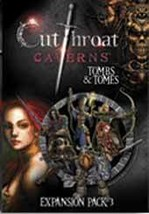 Cutthroat Caverns: Tombs And Tomes Exp. 3 - $38.99