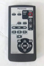 Panasonic N2QAEC000012 Remote for Digital Camcorder *(see list of models... - $14.99