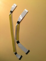 Sony XBR-60X830F Flex Cables 1-912-646-11 & 1-912-634-11 & E248682 - $14.65