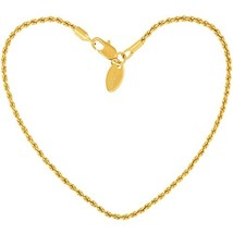 Lifetime Jewelry Anklets for Women Men and Teen Girls - 24K Gold Plated ... - $21.74