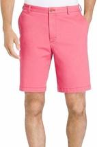 Izod Saltwater Stretch Men's Shorts Size 40 Saltwater Red 9.5 Inseam NEW - $36.62