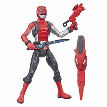"""Power Rangers Beast Morphers Red Ranger 6"""" Action Figure Toy Inspired by... - $13.16"""