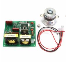 AC110V 100W 40K Ultrasonic Cleaner Power Driver Board With 60W 40K Trans... - $36.36