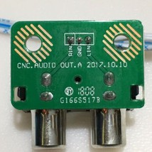 Hitachi HV430FHB-N10 Main Board A18090357 for TV Model 43G31 Replacement... - $44.54