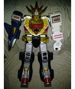 Power Rangers Wild Force Megazord Robot Figure Bandai Chogokin Godaikin - $29.70