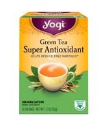 Yogi Tea, Green Tea Super Antioxidant, 16 Tea Bags, 1.12 oz (32 g) - $4.00