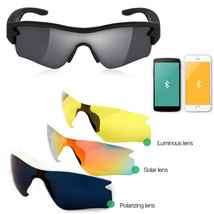 Bluetooth SunGlasses Headset headphone Wireless Headphone  Stereo - $102.99