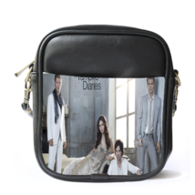 Sling Bag Leather Shoulder Bag The Vampire Diaries Beautiful Sexy Americ... - $14.00