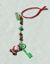 Special Santa's Magic Key Holiday Ornament -  Childrens Christmas Collec... - $13.99