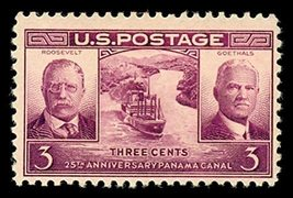 1939 Panama Canal US Postage Stamp Catalog Number 856 MNH