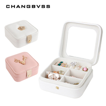 2016 New Mini Creative Jewelry Box Makeup,Casket for Jewelry Trave Case ... - £16.03 GBP
