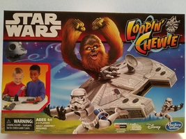 New Disney Star Wars Loopin Chewie Hasbro Child's Game Fun Toy Unopened ... - $16.00