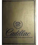 1982 Cadillac ELDORADO SEVILLE FLEETWOOD Shop Repair Service Manual FACTORY - $29.65