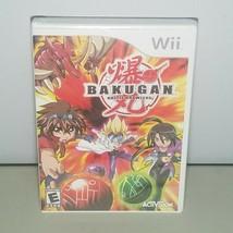 Bakugan Battle Brawlers Nintendo Wii Video Game Activision 2009 New - $8.99