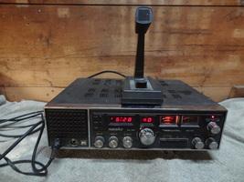 VINTAGE NAVAHO REALISTIC RADIO TRC-457 BASE/MOBILE & AMPLIFIED MICROPHON... - $249.99
