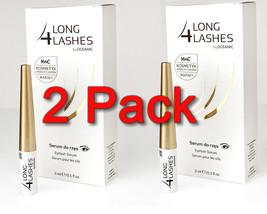 Long 4 Lashes by Oceanic Eyelash Enhancing Serum Authentic from Poland - $44.50