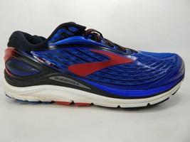 Brooks Transcend 4 Misure 10.5 M (D) Eu 44.5 da Uomo Running Scarpe Blu