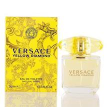 Versace Yellow Diamond by Versace Edt Spray For Women - $16.99+