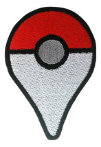 Pokemon Go Plus Embroidered Patches Sew Iron On Cap Badge Jacket Jeans A... - $2.88+