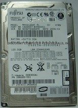 "120GB 2.5"" IDE Drive Fujitsu MHV2120AT Tested Good Free USA Ship Our Drives Work"