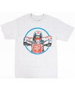 SE Racing Official BMX Bike T Shirt Mike Buff Grey NEW - $16.97