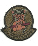 USAF 61st Tactical Fighter Squadron Vintage Patch - $11.87
