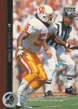 1996 Upper Deck #296 Derrick Brooks - $0.50