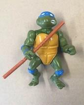 Vintage 1988 Teenage Mutant Ninja Turtles TMNT Playmates - Donatello + B... - $10.00