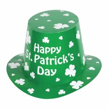 St. Patrick's Day Top Hats - 4 ct. - $9.85