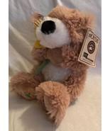 Boyds Bear ACS Bea R. Hope Daffodil and Bee Spring 2008 Silky Soft Plush... - $13.85
