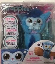 Little Live Pets Wrapples (Skyo - Blue) NEW In Hand, SHIPS NOW! - $28.70
