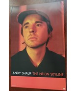 Andy Shauf 'The Neon Skyline' Promo Music Poster 17 x 11  - $8.95