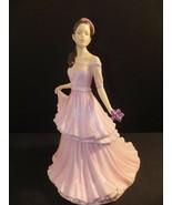 Royal Doulton Pretty Ladies Michelle 2013 Figurine HN5620  - $217.80