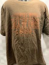 Paese Musica Hall Of Fame & Museo Nashville TN T-Shirt Taglia 2XL - $8.15