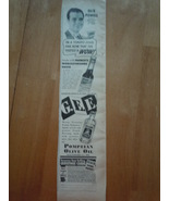Vintage French's Worcestershire Sauce & Other Small Print Magazine Adver... - $3.99