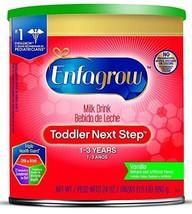 Enfamil Enfagrow Premium Older Toddler Milk Drink, Vanilla, Powder,24 oz - $24.99
