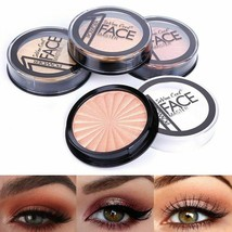Glitter Highlighter Powder 1Pc Brighten Glow Shiny Shimmer Eyeshadow Face Makeup - $13.04