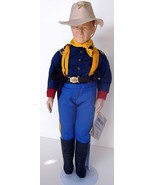 John Wayne American Guardian of the West Doll by Effanbee - $34.64