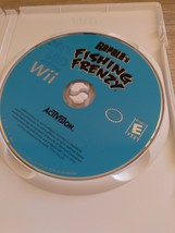 Nintendo Wii Rapala: Fishing Frenzy - Complete image 3