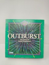 Parker Brothers 1994 OUTBURST Game - Updated Topics- sealed contents NEW - $14.89